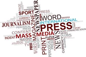 Journalism words