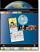 Cartography and Geographic Information Science Journal