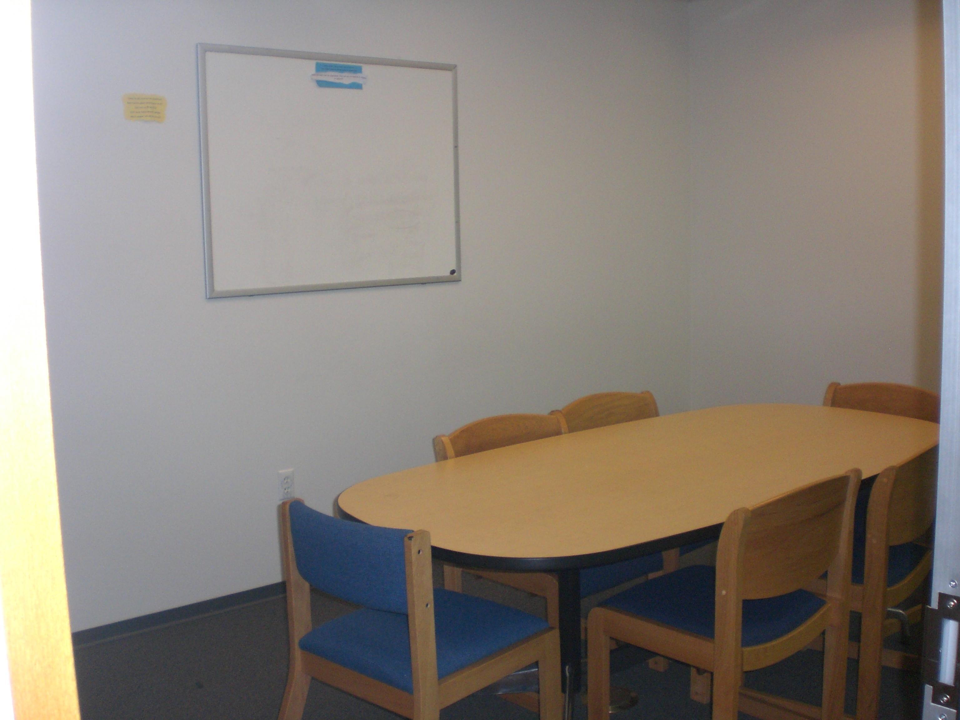 Study Room One