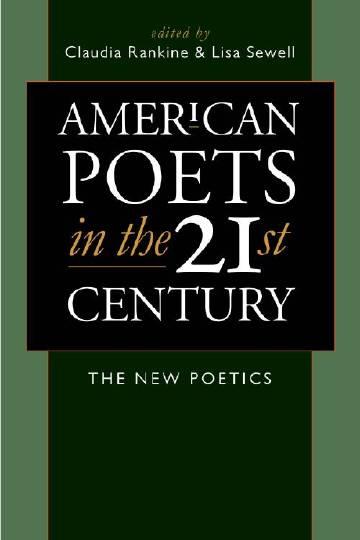 21st century poetry book