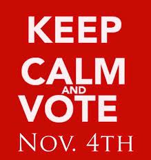 Vote November 4