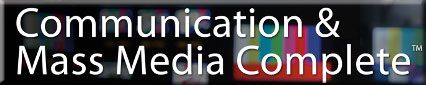 Communication & Mass Media