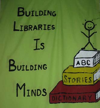 Pohnpei Public Library banner