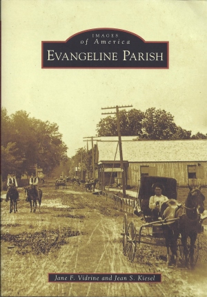 Evangeline Parish book jacket