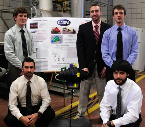 DARPA team