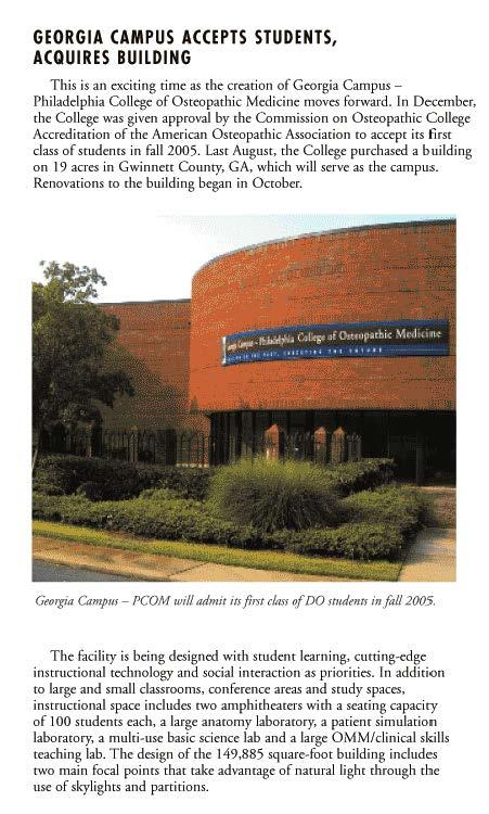 Georgia Campus