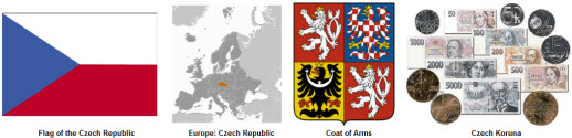 Czech Republic Collage