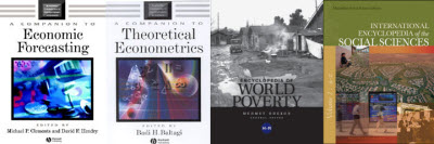 Subject Encyclopedias for Economics