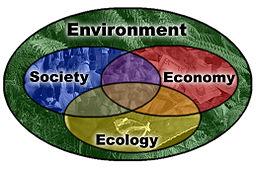 Environment: Society+Economy+Ecology