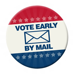 Vote early by mail.