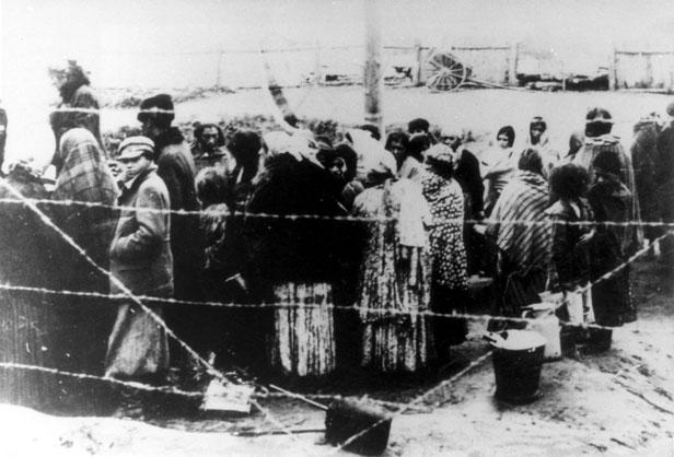 Holocaust: Gypsies