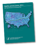 Health, United States 2012 Cover