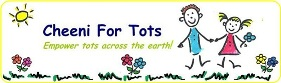 Cheeni for Tots logo