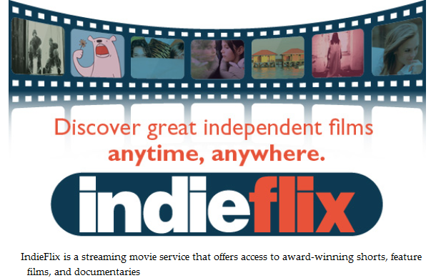 Go to Indieflix