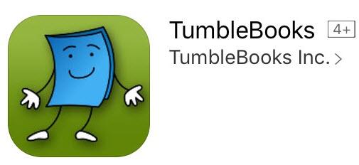 Tumblebooks App