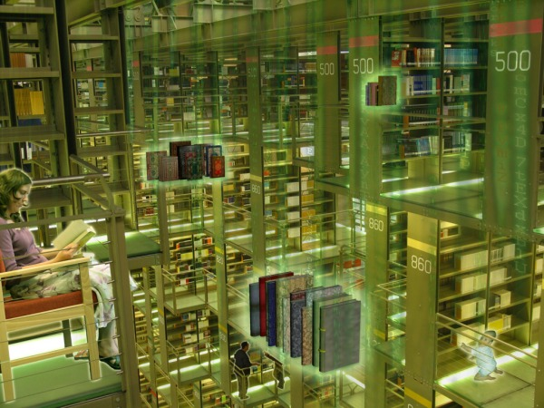 Reading in a Digital Library