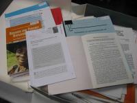 Refugee studies grey literature