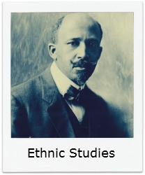 W.E.B Du Bois: Ethnic Studies Page