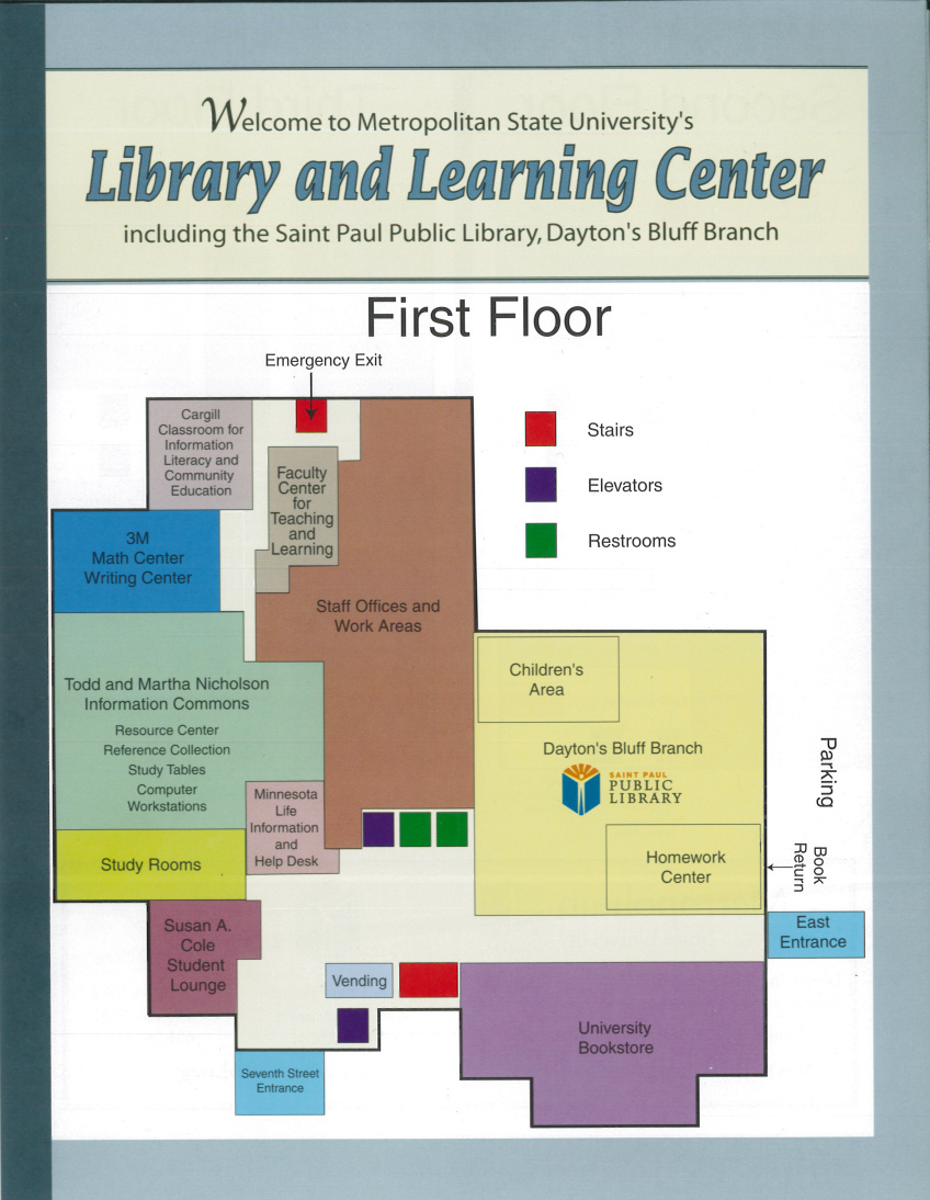 Library First Floor