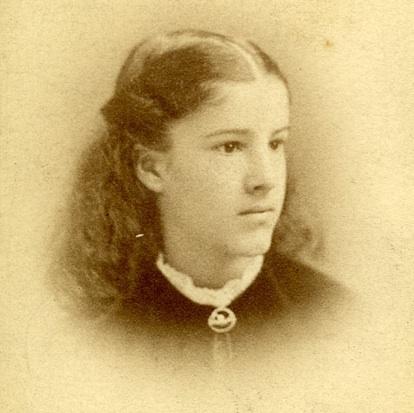 Young Charlotte Perkins Gilman