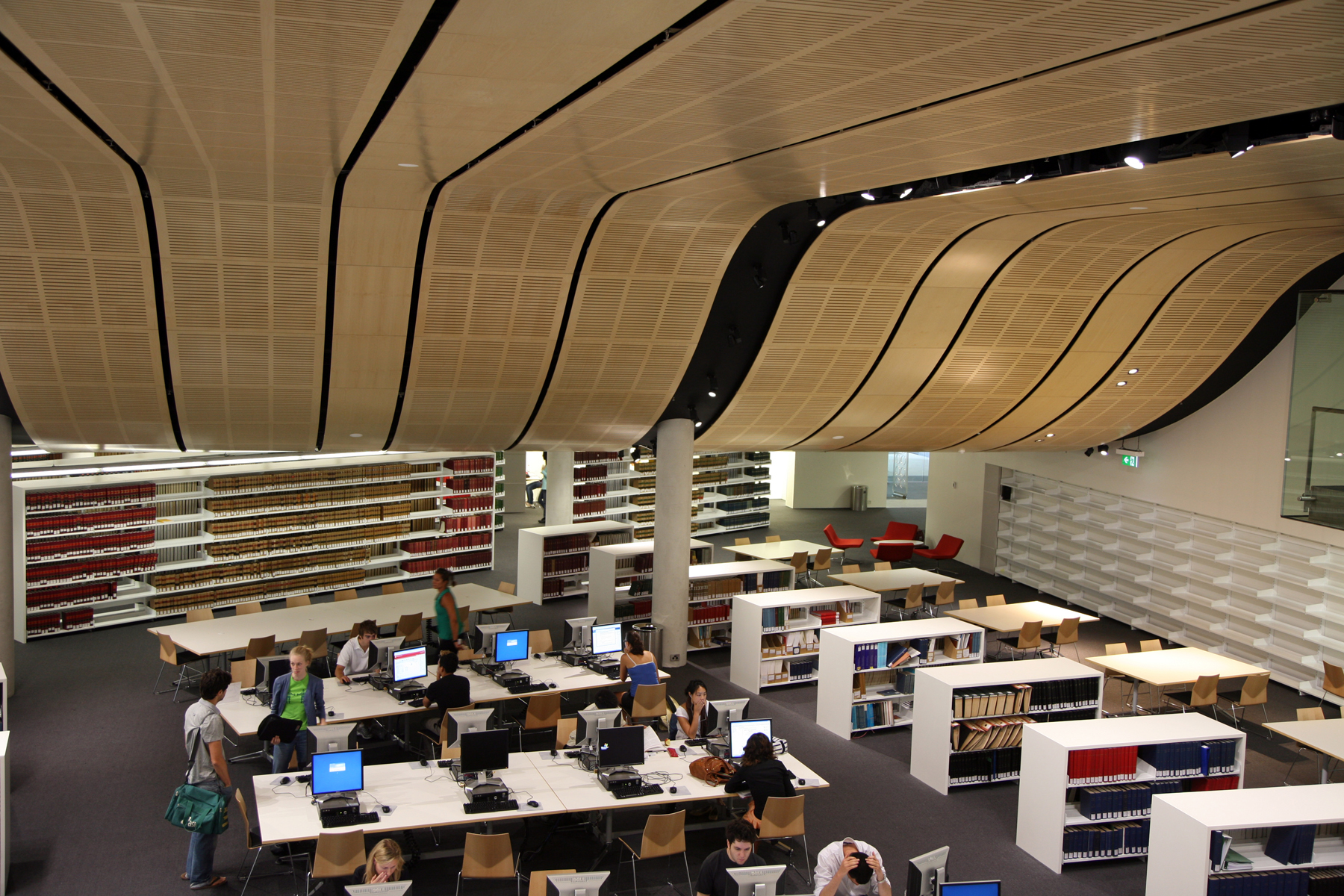 Law Library - Turnbull Foundation reading Room