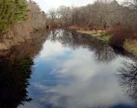 photograph of Taunton River