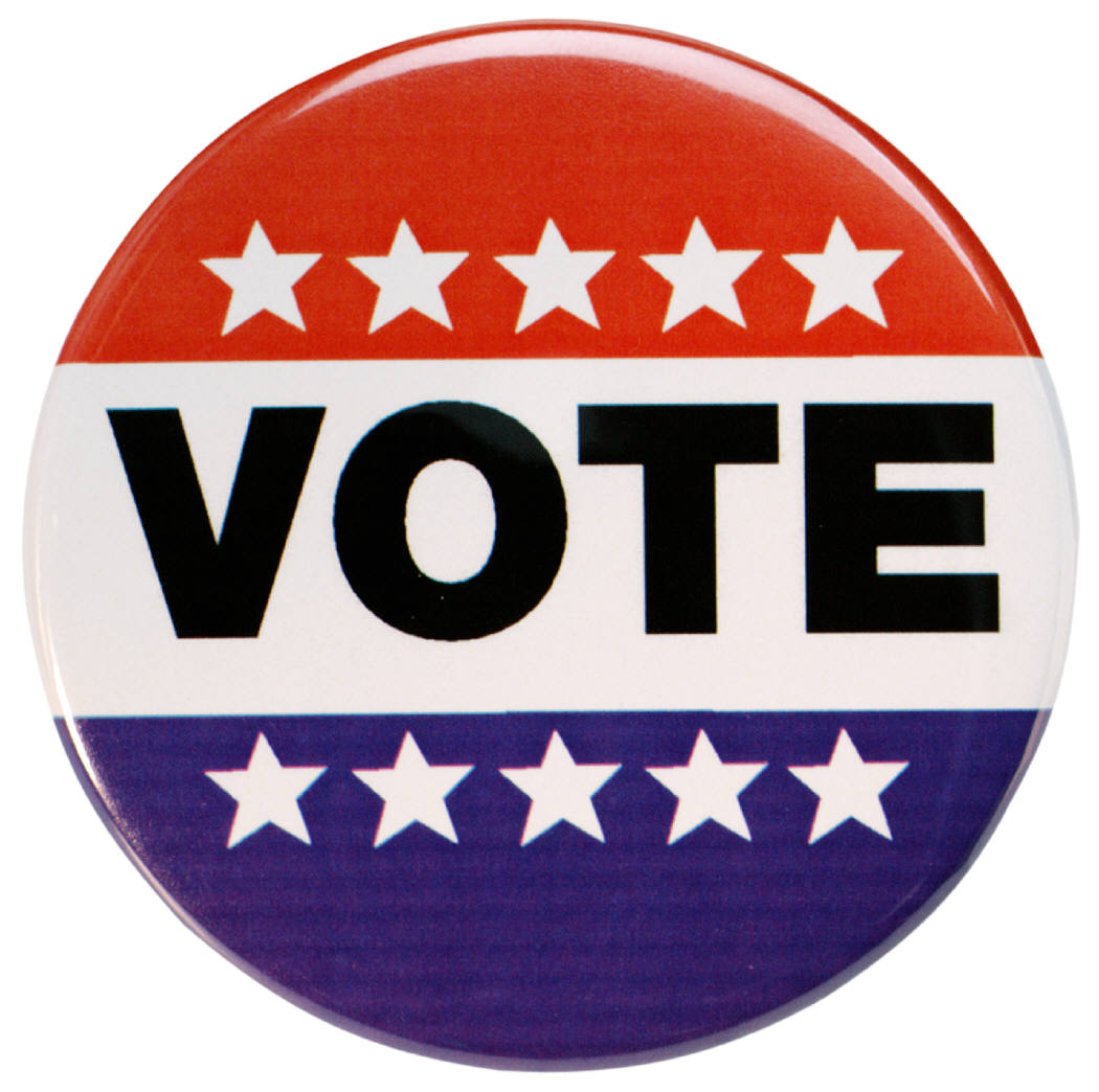 "image of ""vote"" button"