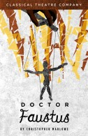 doctor faustus playbill from classical theatre company houston