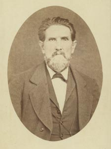President Brantley York, 1875