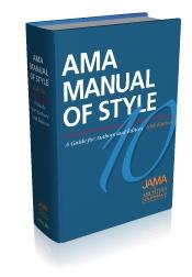 AMA Manual