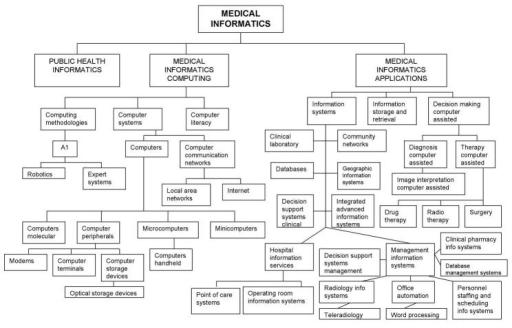 MeSH Hierarchies