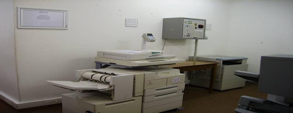 Photocopying Room