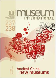 Cover picture of the journal Museum International
