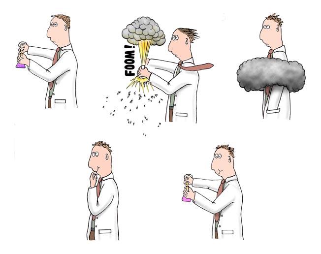 chemistry cartton