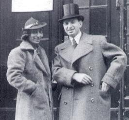 Erna & Arthur Salm