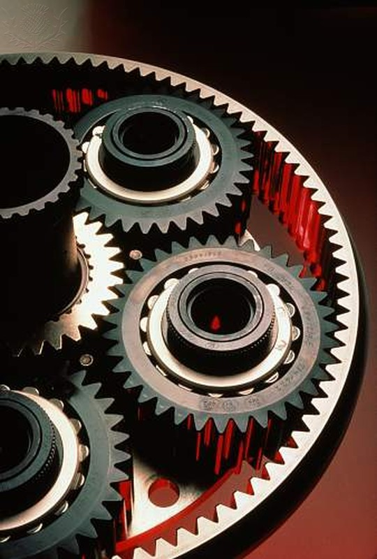 Aircraft transmission gears
