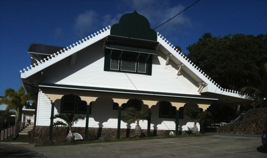 Honolulu Mosque
