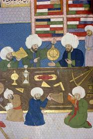 Islamic astronomers