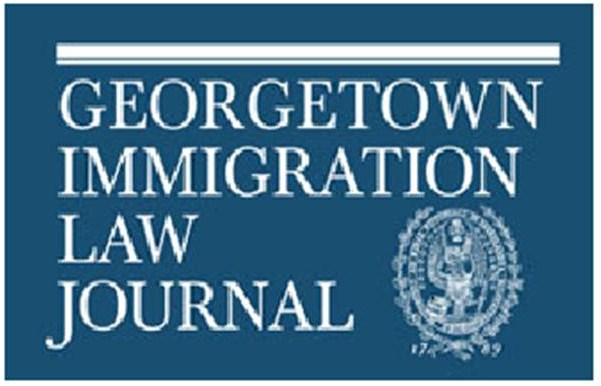 Geprgetown Immigration Journal