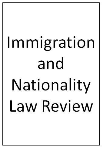 Immigration and Nationality Law Review