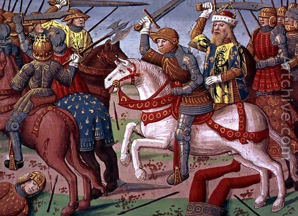 Charlemagne, by Antoine Verard
