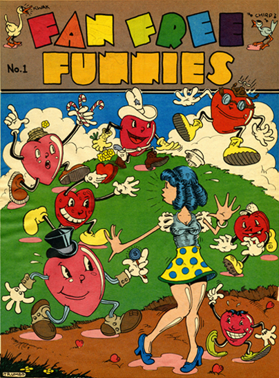 Cover of Fan Free Funnies
