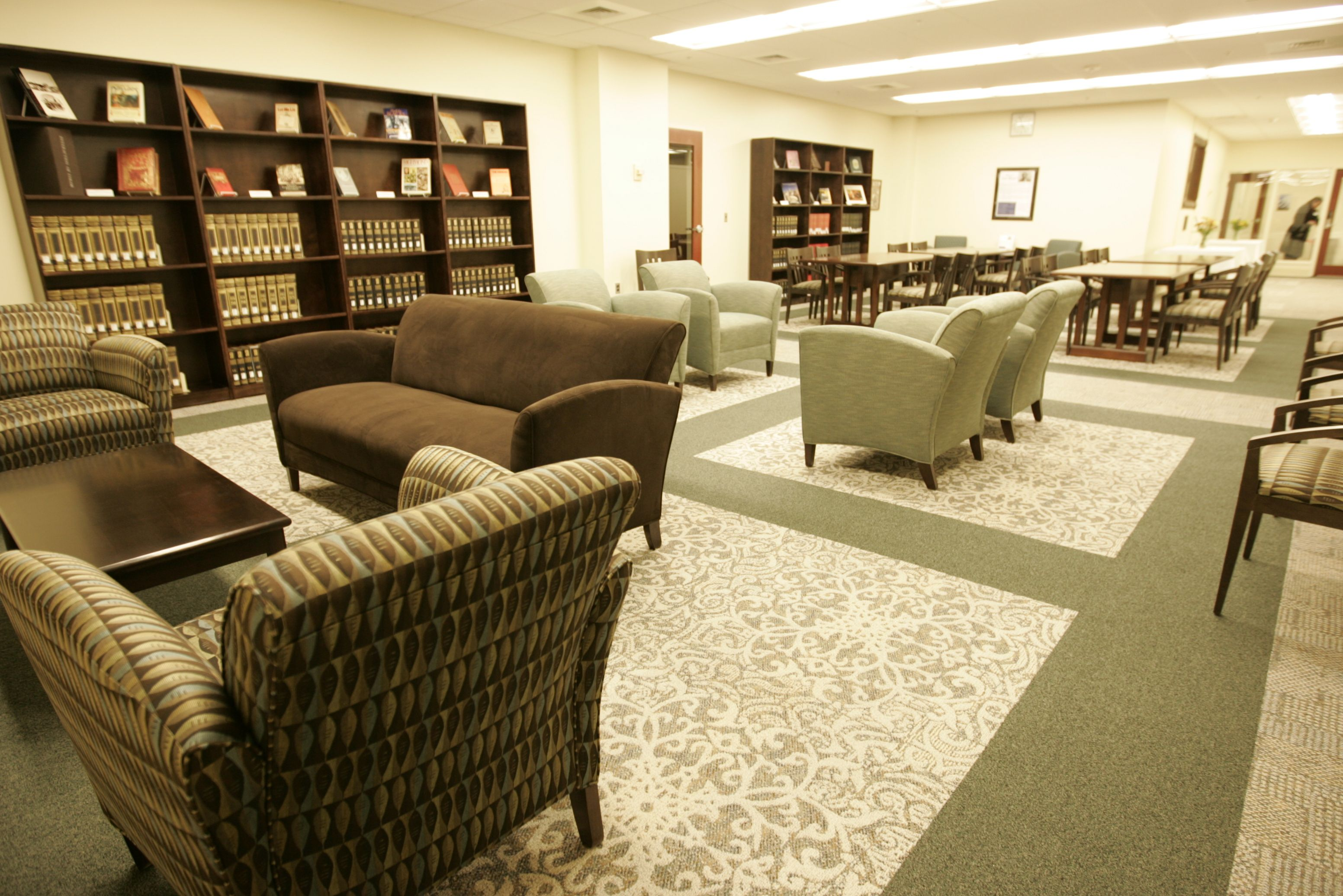 Mapp Graduate Reading Room image