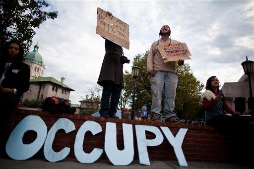 Occupy Richmond 2011