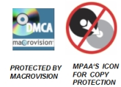Image of Copy Protection Icons