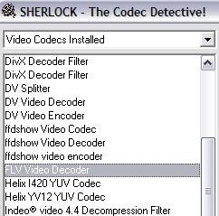 Image of Sherlock Codec Detective