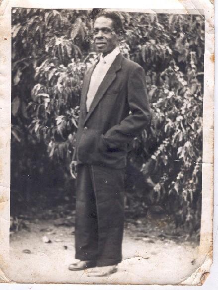 Kiberu Serugunju Simeon, Busomba, Uganda, c. 1970