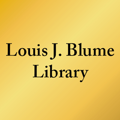 Blume Library logo