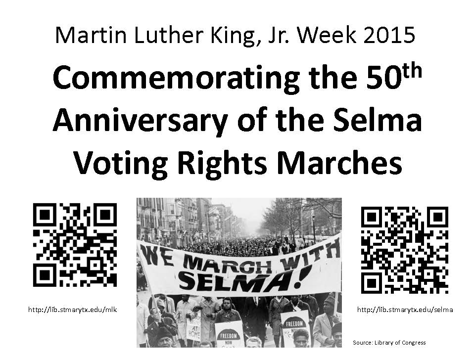 Selma Voting Rights Marches