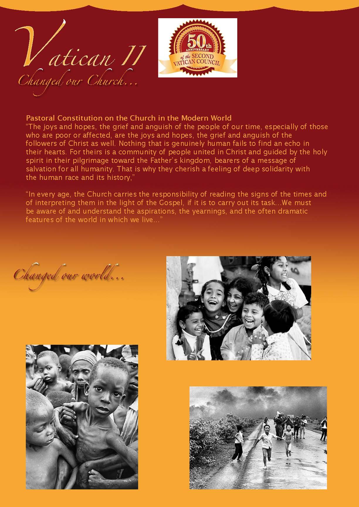 Vatican II poster